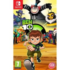Ben 10 Jeu Switch