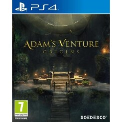 Adam's Venture Origin's Jeu PS4