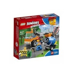 10750 le camion de travaux, lego? Juniors city