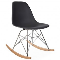 Eames Rocking Chair RSR - Anthracite