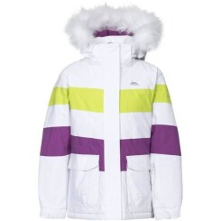 Trespass - Manteau de ski HAWSER - Fille (5-6 ans) (Blanc) - UTTP4400