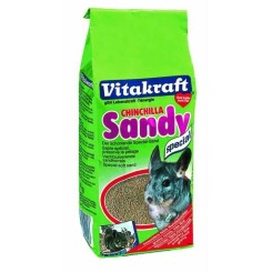 VITAKRAFT Sable Chinchilla Sandy - Pour rongeur - 1 kg