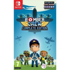 Bomber Crew Complete Edition Jeu Switch