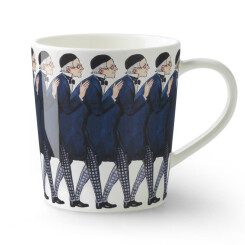 Elsa Beskow mug Uncle Blue poignée 40 cl