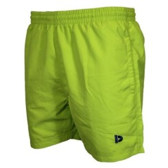 Donnay short sport/nage homme court taille homme lime 3XL