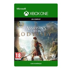 Assassin's Creed Odyssey: Standard Edition Jeu Xbox One à télécharger
