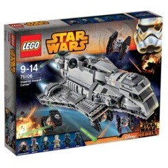 Lego 75106 Star Wars : Imperial Assault Carrier