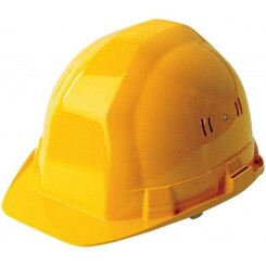 CASQUE CHANTIER N.NORME ROUGE Outifrance