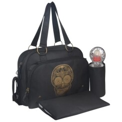 BABY ON BOARD Sac à langer Simply skull