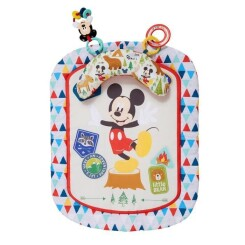Disney Baby - Mickey Tapis d'éveil Camping with Friends™ - Garçon et fille