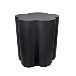 ALMA DESIGN tabouret table basse PEPPER (Anthracite - Polyéthylène)