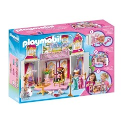 PLAYMOBIL 4898 - Princess - Coffre Cour Royale