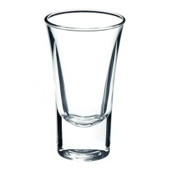 Lot de 6 Verre à liqueur Shooter en verre - 5,7 cl
