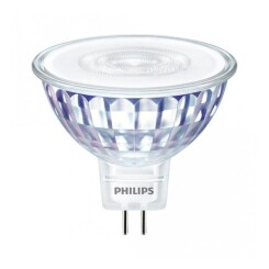 - Ampoule LED MR16 Philips - MAS LED SPOT VLE D 7-50W 830 60D - Blanc Chaud