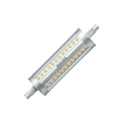 - Ampoule LED R7S - PHILIPS - CorePro 118mm 14-120W - Blanc Neutre 4000K