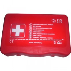 Trousse de pharmacie