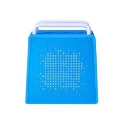 Antec enceinte portable bluetooth ou jack 3.5'' waterproof sp0 bleu/blanc