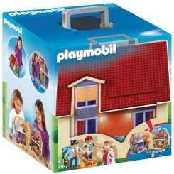 PLAYMOBIL 5167 - La Maison Transportable
