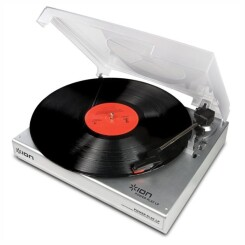 ION POWER PLAY Platine Vinyle USB