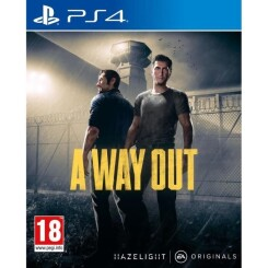 A Way Out Jeu PS4