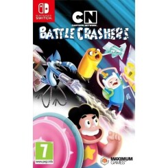 Cartoon Network Battle Crashers Jeu Switch