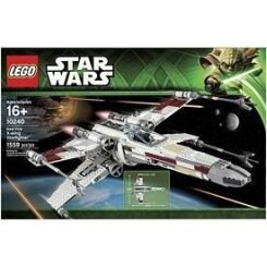 10240 X-Wing Starfighter, Lego Star Wars