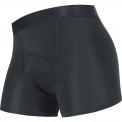 Boxer Femme Gore Wear C3 (coupe shorty) - 40 black | Cuissards courts