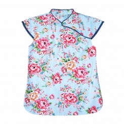 Blouse chinoise  fille   liberty   ANNAM