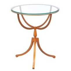 Dock - table d'appoint ronde